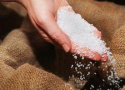 морская соль для носа