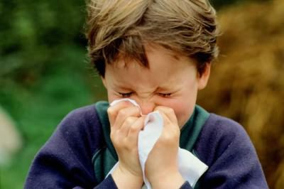 ринит у ребенка симптомы