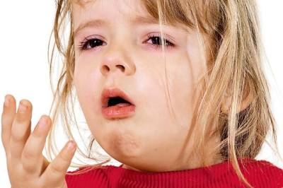 Как лечить начинающийся кашель у детей