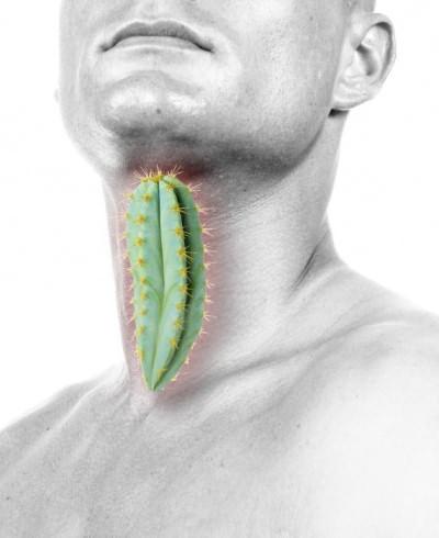 болит горло чем лечить антибиотики