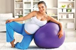 Лечебная гимнастика во время беременности