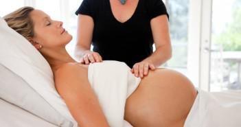 массаж лица при беременности