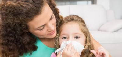 народные средства от заложенности носа у детей