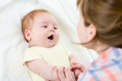Сопит носик у новорожденного