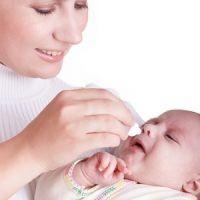 средство от насморка для новороденных