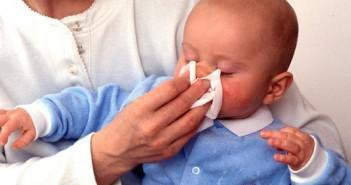 насморк у ребенка 3 года как лечить