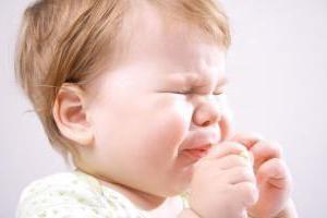 Заболевание насморк