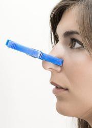 заложен нос что делать в домашних условиях