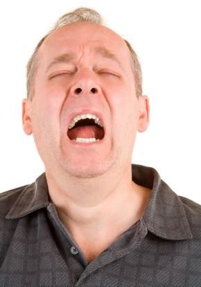 Сухой кашель у взрослых