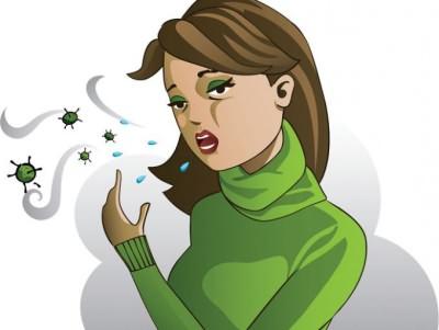 очагово-сливная пневмония