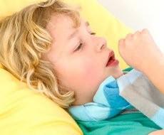 Кашель громкий у ребенка