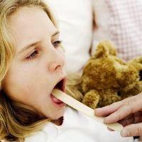 симптомы ОРИВИ у детей