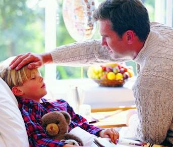 Особенности ОРЗ и ОРВИ у детей