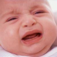 у грудного ребенка осипший голос
