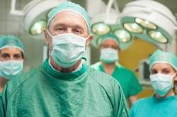 Хирургическое лечение отита