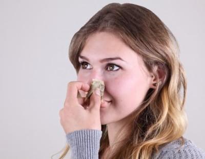 заложенность носа без насморка лечение
