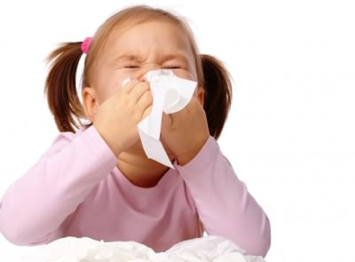 Отечность носа у ребенка
