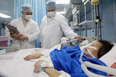 Атипичная пневмония - форма воспаления легких
