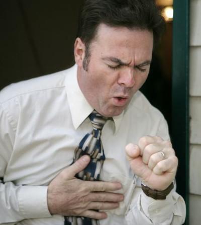удушающий кашель что делать