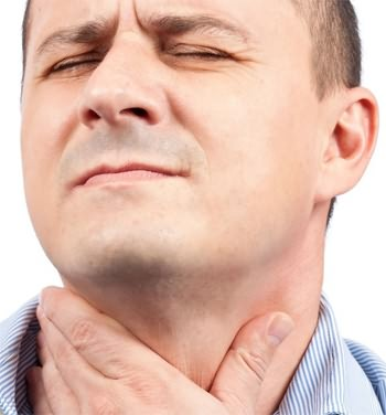Профилактика першения в горле