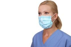 Использование маски для профилактики заболевания