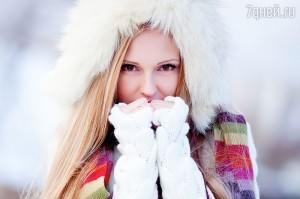 Простуда зимой