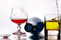 Запрет на алкоголь при воспалении горла