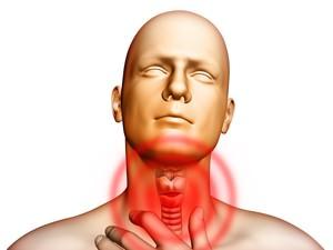 хронические заболевания горла