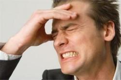 Болевые ощущения над бровями при вирусе гриппа