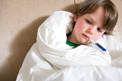 Каковы симптомы гриппа у детей?