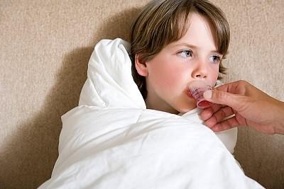 Какие противовирусные препараты используются для лечения гриппа у детей?