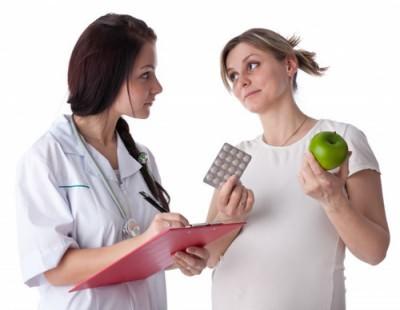 Чем лечить беременную?