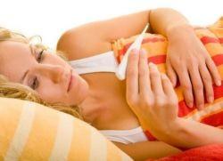 температура при воспалении