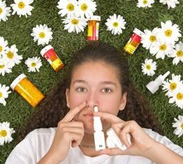 Средства от насморка при аллергии