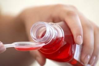 Микстура для лечения кашля