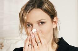 Насморк как симптом птичьего гриппа