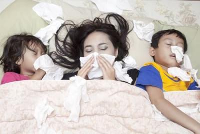 народное средство лечения насморка