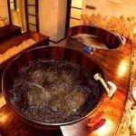 горячий воздух в сауне при простуде
