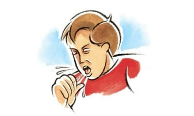 Возникновение кашля с мокротой