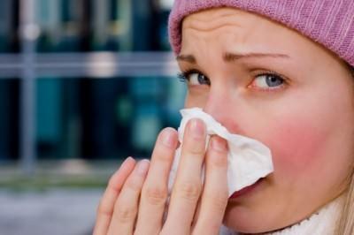 Боль в носу - повод для проведения прокола
