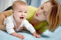 Стресс у ребенка - причина кашля