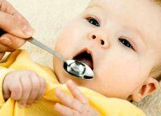сироп солодки употребление ребёнком до 1 года