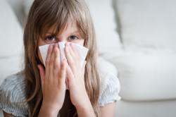 Насморк как симптом гриппа