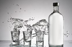 Водка для лечения гриппа