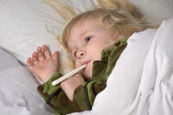 сколько дней температура при орви у детей