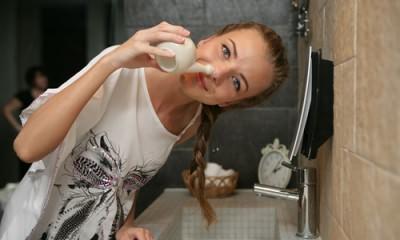 Промывание носа при простудных заболеваниях