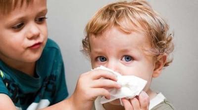Народные средства для детей от насморка