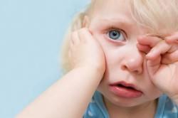Непроизвольное выделение слез