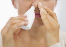 Спрей от аллергического насморка