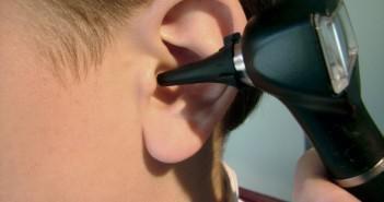 Воспаление ушей-
